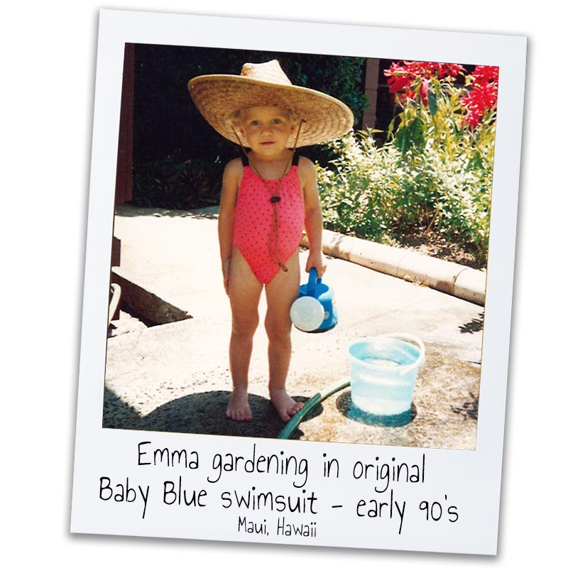 Baby-Blue-Cool-Blue-Maui-Archival-Photos-Emma-Gardening-Polaroid