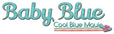 Baby Blue by Cool Blue Maui